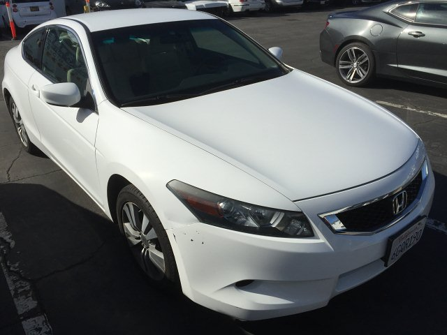 2009 Honda Accord LX-S Coupe AT 5-Speed Automatic