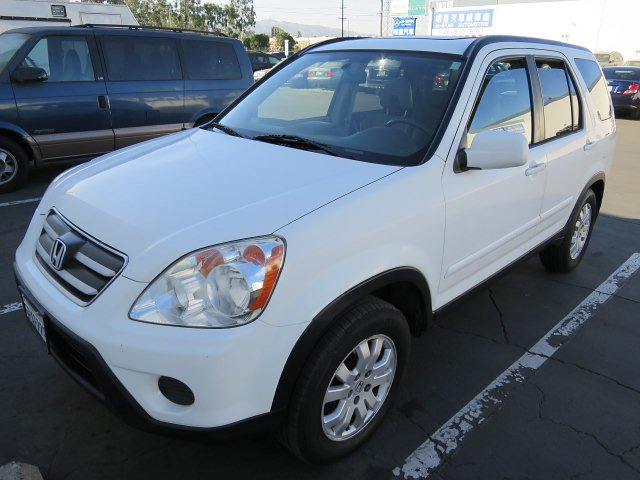 2005 Honda CR-V SE 4WD AT 5-Speed Automatic